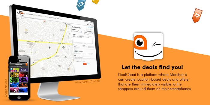 DealChaat - Let the deals find you