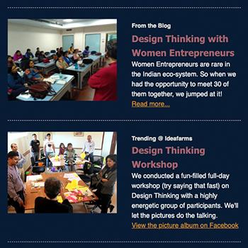 Design Thinking with Women Entrepreneurs | November 2016